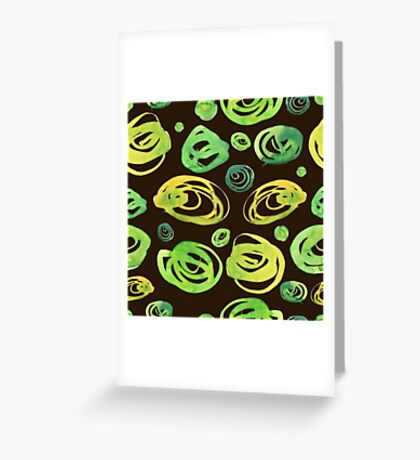 - Doodle pattern 1 - Greeting Card