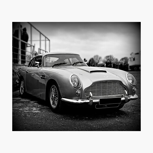 Super Classic Car Photographic Print
