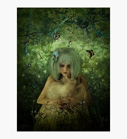Pandora - The Secret Keeper's Daughter Photographic Print