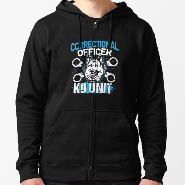 Sweatshirt Funny Correction Officer Feeling Cute Might Use These Handcuffs Later IDK