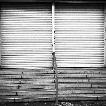 Double Warehouse Doors by urbanfragments