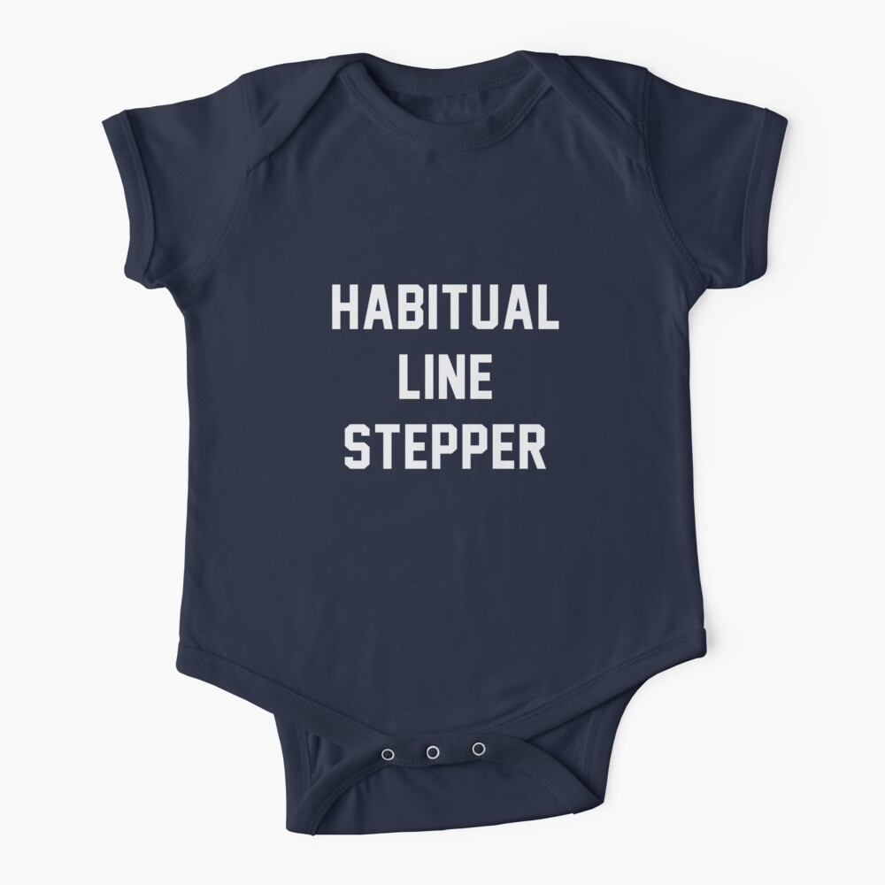 Habitual Line Stepper Baby One-Piece