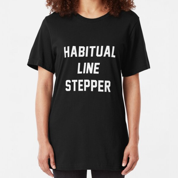Habitual Line Stepper Slim Fit T-Shirt