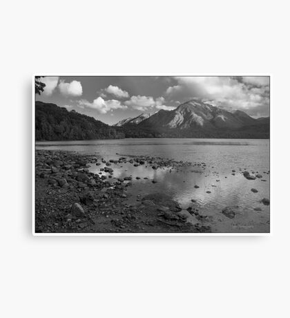 Land of Mistery Metal Print