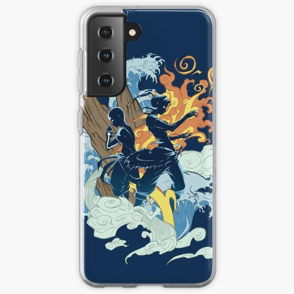 Two Avatars Samsung Galaxy Soft Case