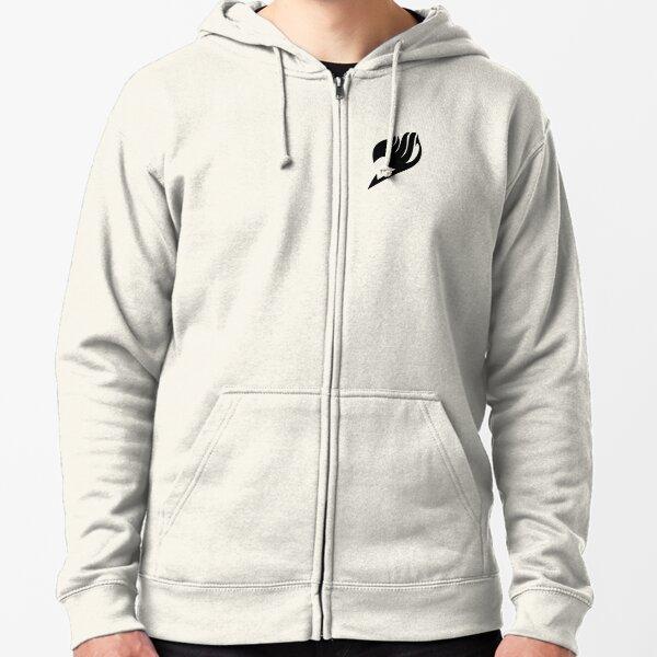 Fairy Tail Symbol Zipped Hoodie