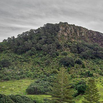 Mt Maunganui Landscape by urbanfragments