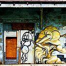 Grafitti by Jeff Lowe