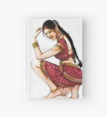 INDIAN GIRL Hardcover Journal