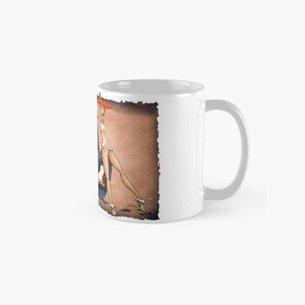The Flintstones go Lowbrow Classic Mug