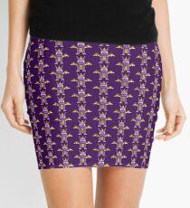 Spyro vector character fanart Mini Skirt