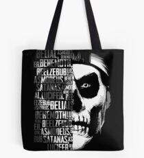 Face Zero Tote Bag