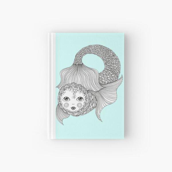 Something a bit fishy... Hardcover Journal