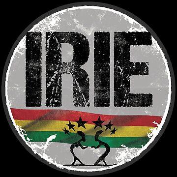 irie reggae von Periartwork