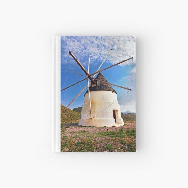 molino de Cabo de Gata Hardcover Journal