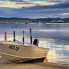 Early Morning at Sandy Bay by TonyCrehan
