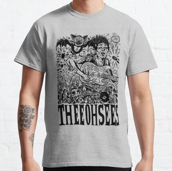 Thee oh sees Help Classic T-Shirt
