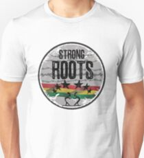 strong roots reggae Unisex T-Shirt