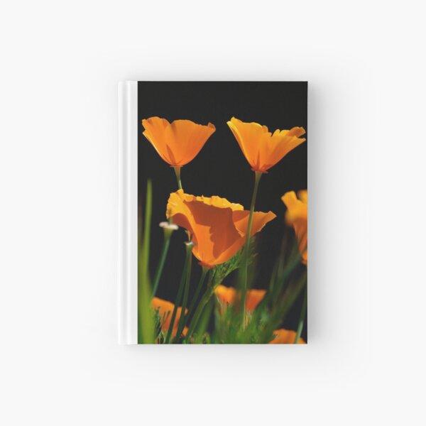 California Poppy 5 Hardcover Journal