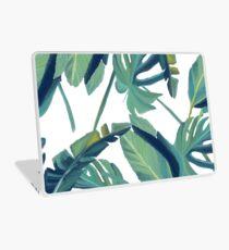 Palm tree digital painting  Laptop Skin