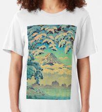 Kehiin in the Snow Slim Fit T-Shirt