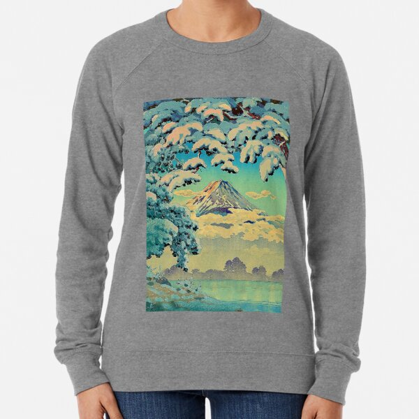 Kehiin in the Snow Lightweight Sweatshirt
