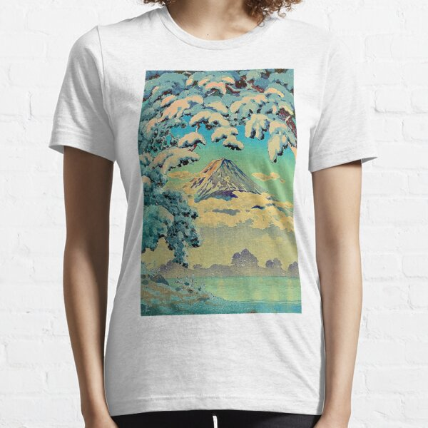 Kehiin in the Snow Essential T-Shirt