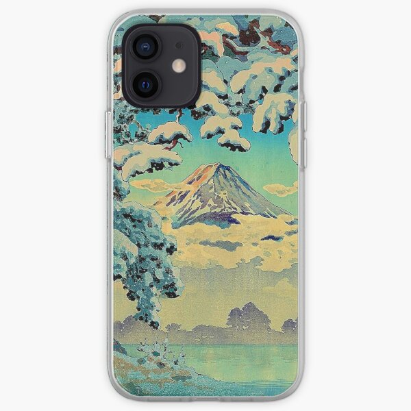 Kehiin in the Snow iPhone Soft Case