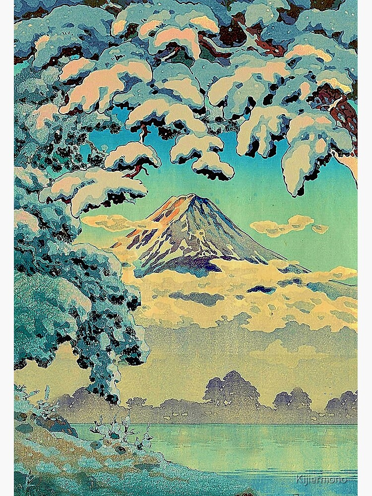 Kehiin in the Snow by Kijiermono