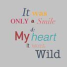 A smile by MarleyArt123