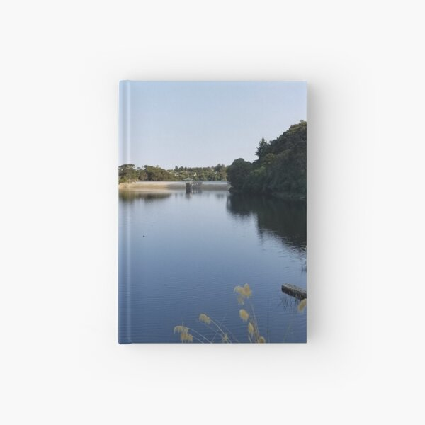 The View Over the Ross Creek Reservoir Hardcover Journal