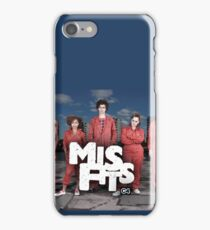 Misfits tv show netflix  iPhone Case/Skin