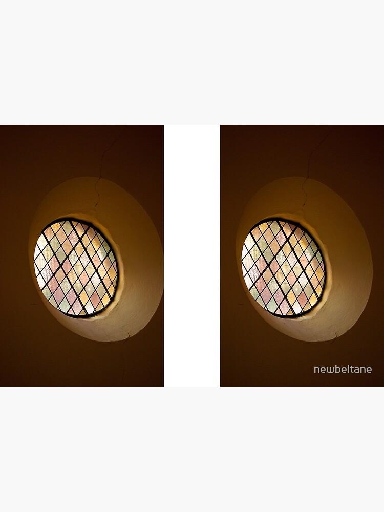 Round Window by newbeltane
