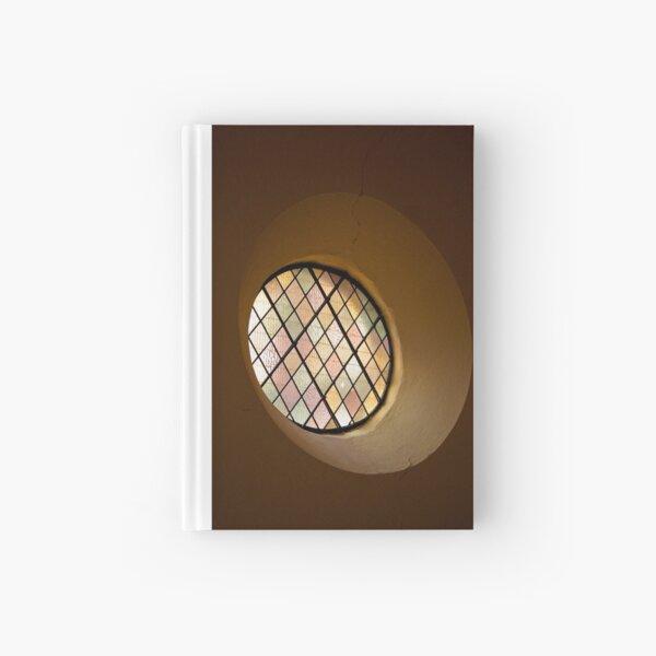 Round Window Hardcover Journal