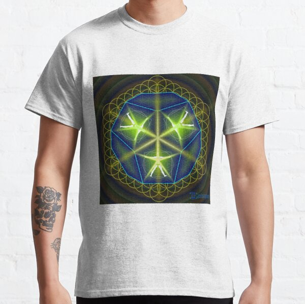 Geistiges Wesen Classic T-Shirt