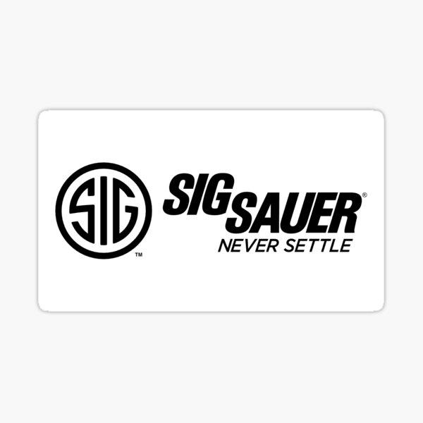 Sig Sauer Gear Sticker