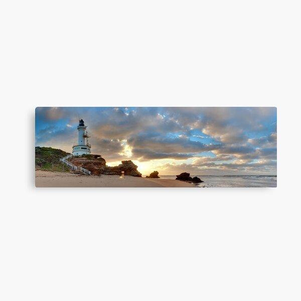 Point Lonsdale Lighthouse Awakens, Australia Metal Print