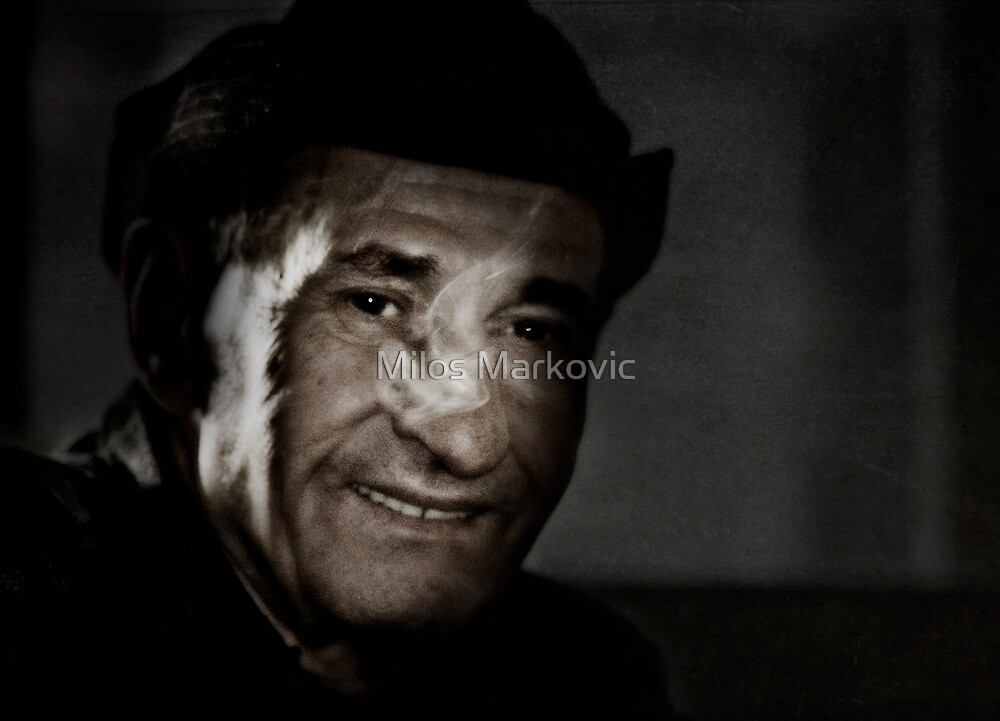 Smile by Milos Markovic