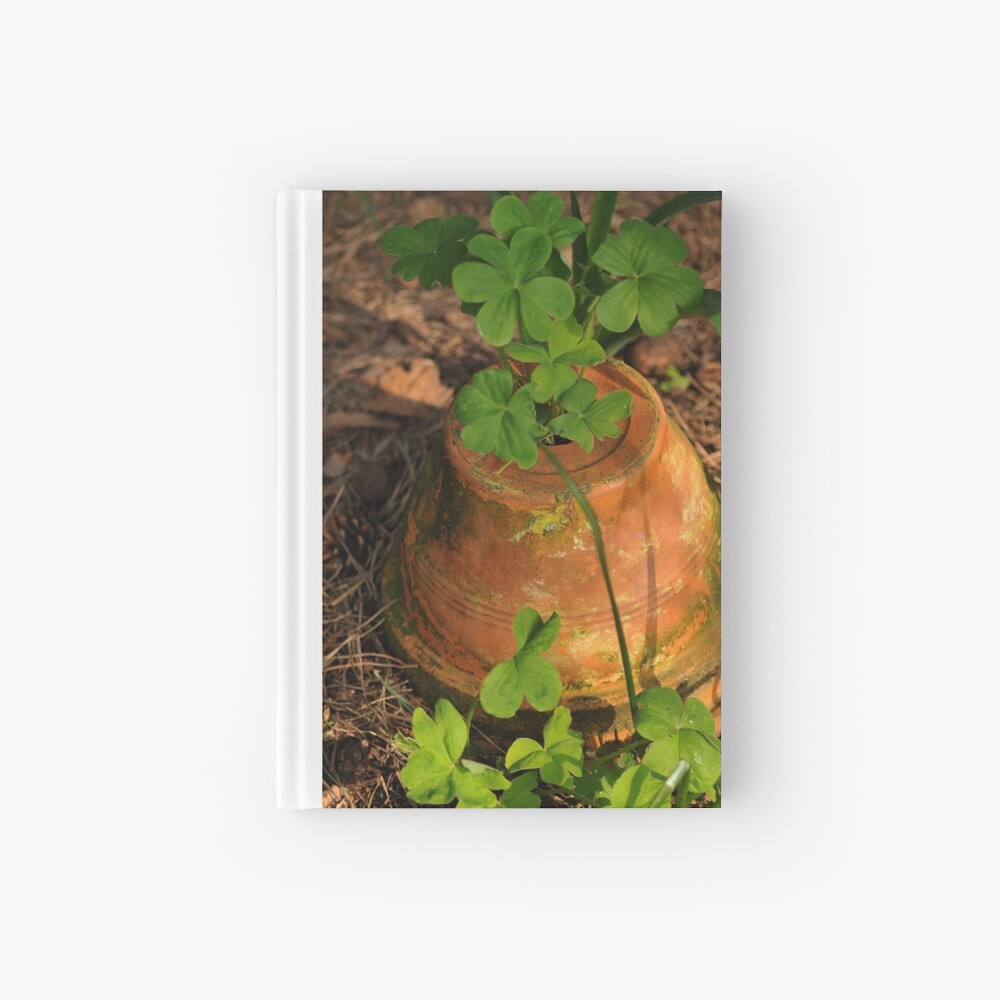 Upside down Hardcover Journal