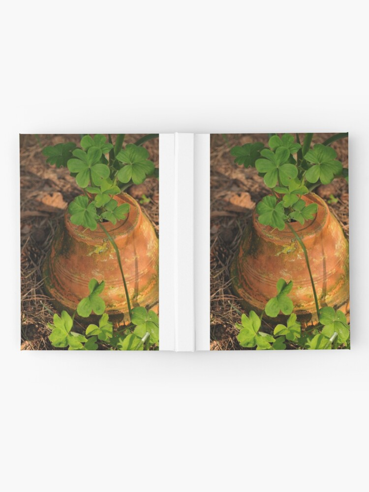 Alternate view of Upside down Hardcover Journal