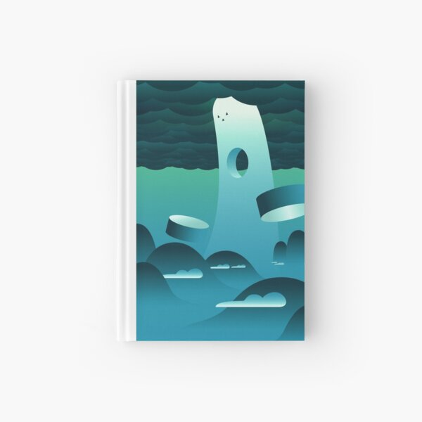 Milford Sound Hardcover Journal