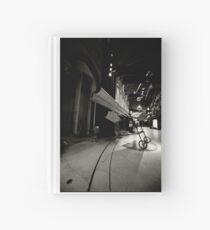 Steampunk Flying Machine Hardcover Journal