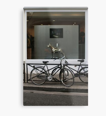 Shopfronts of Paris #30 Metal Print