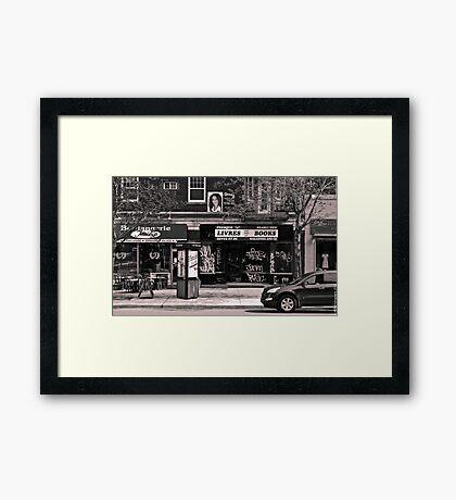 Urban Snapshot Framed Print