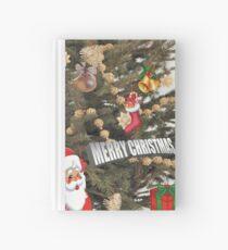 Merry Christmas  Hardcover Journal