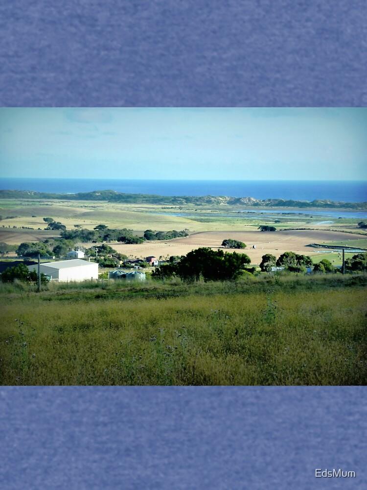 Ackerland in der Nähe des Tower HIll Vic. von EdsMum