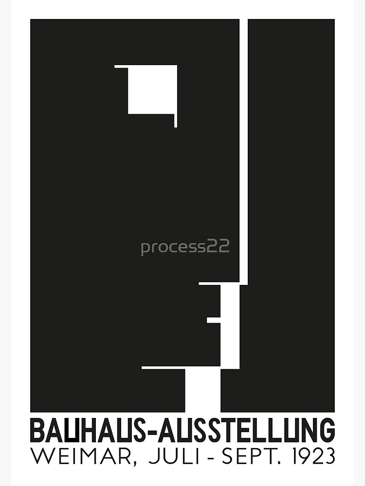 Bauhaus#9 by process22