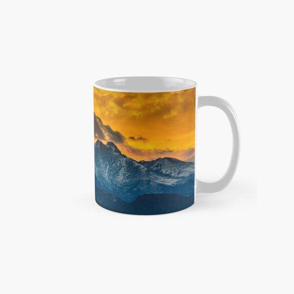 Locomotion Sunset Classic Mug