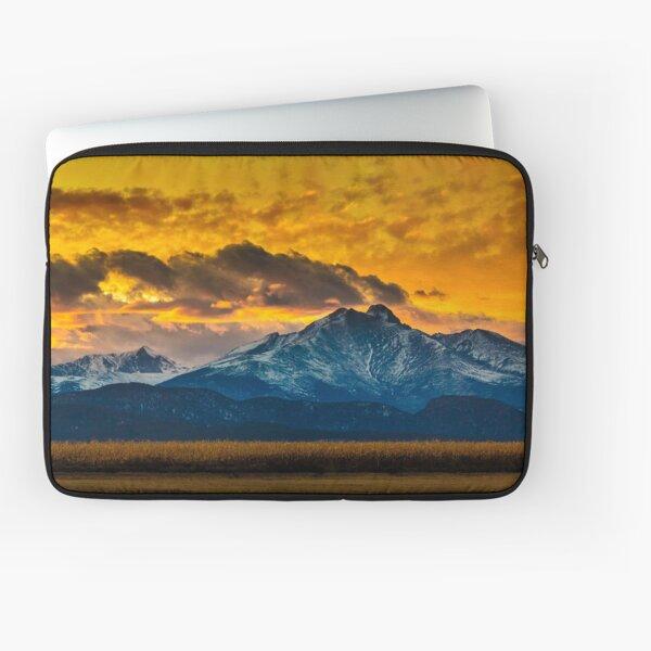 Locomotion Sunset Laptop Sleeve