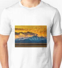 Locomotion Sunset Unisex T-Shirt